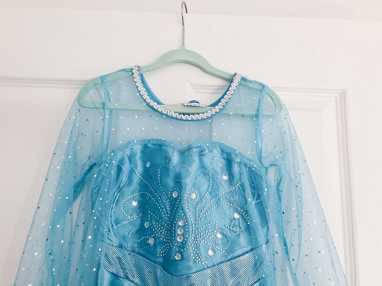 Gamiss Frozen Queen Elsa Costume