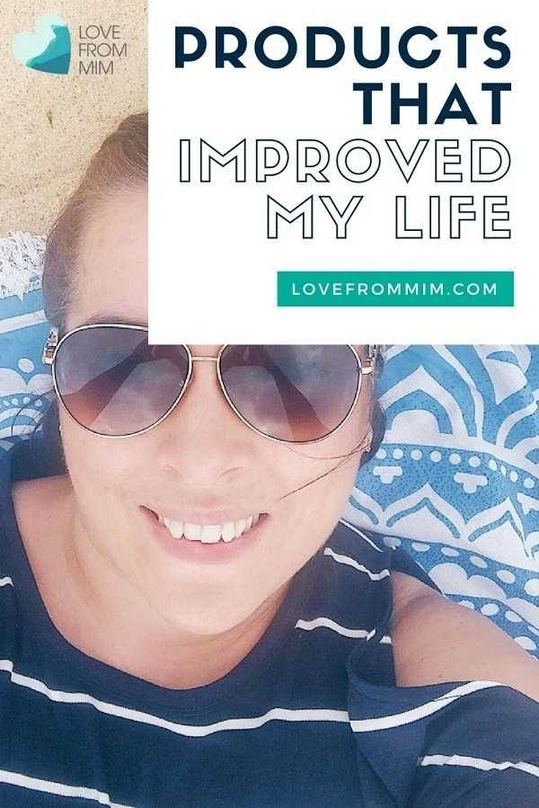 Products That Improved My Life in 2017 - Love from Mim Life Changing Products for Mums