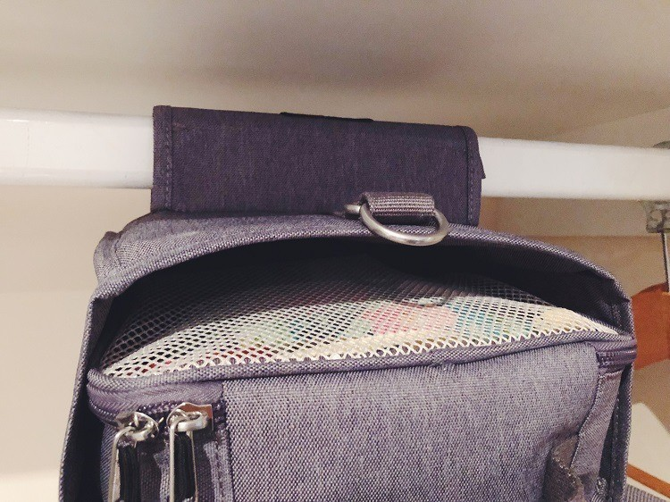 Storksak Cabin Carry On Bag Review - Love from Mim Family Travel Bag for Mums