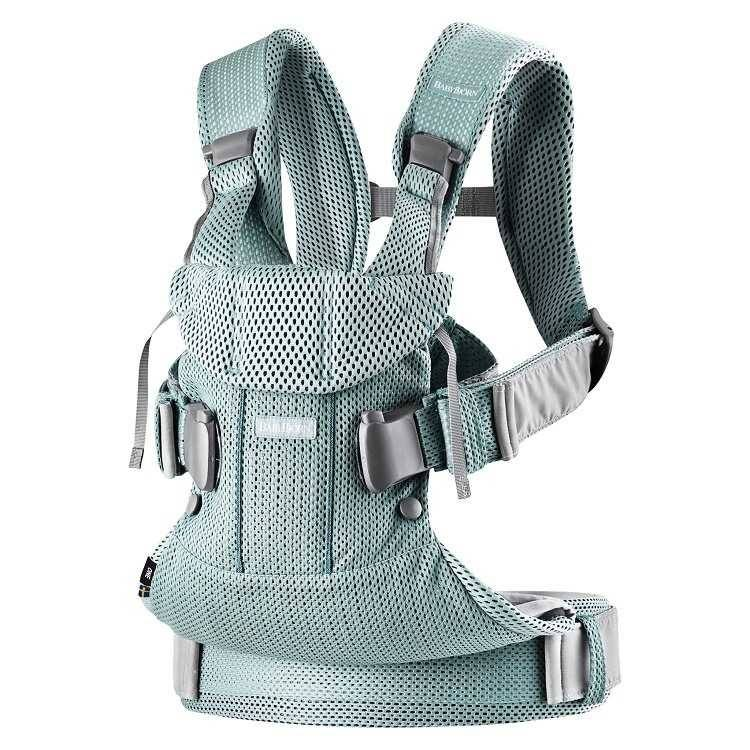 BabyBjorn Carrier One Air Review - Love from Mim This details review of the Baby Bjorn Carrier One Air will help you choose the best baby carrier for your baby!