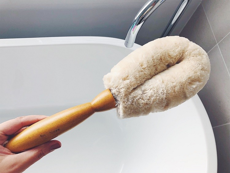Bodecare Long Handled Dry Body Brush - Love from Mim
