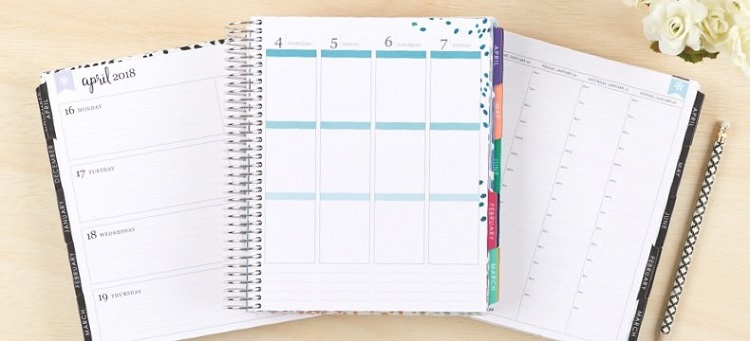 Erin Condren LifePlanners - Love from Mim