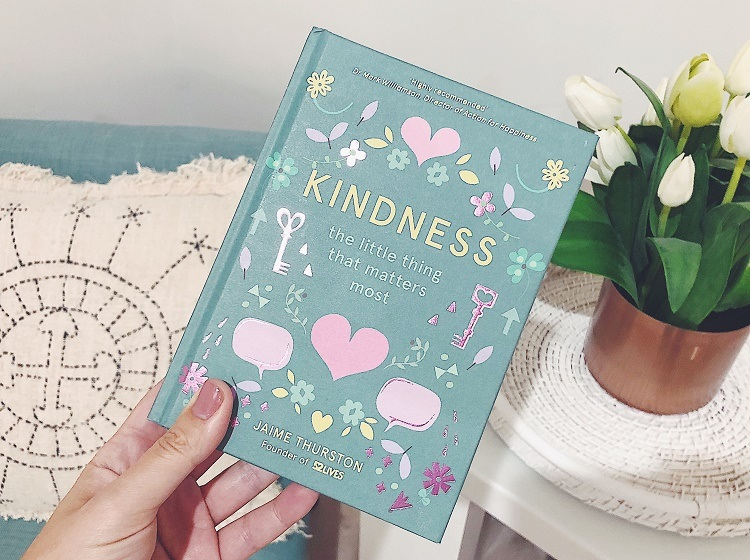 Kindness The Little Thing That Matters Most Book - Love from Mim