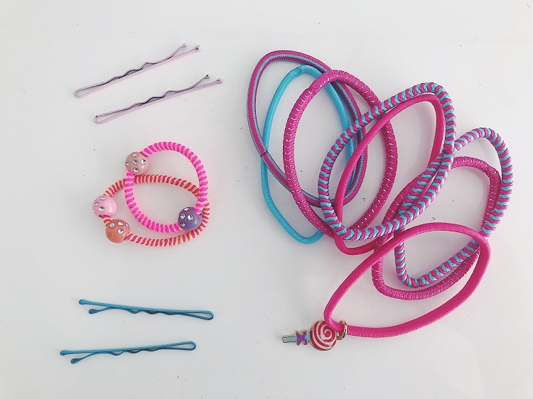 How to Declutter Boppy Pins and Hair Ties - Love from Mim