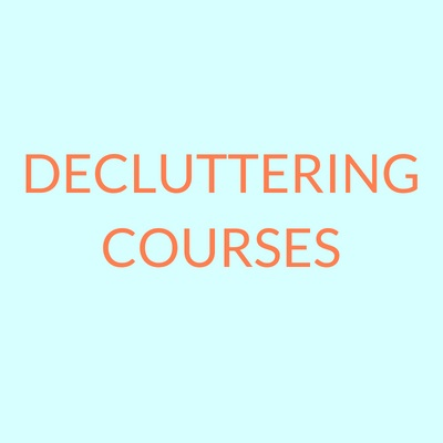 Decluttering Courses on Love from Mim
