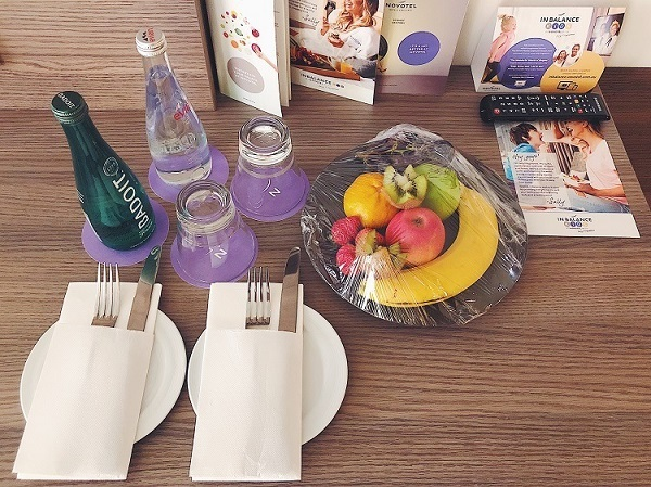 Novotel Sydney Central Hotel Review - Love from Mim