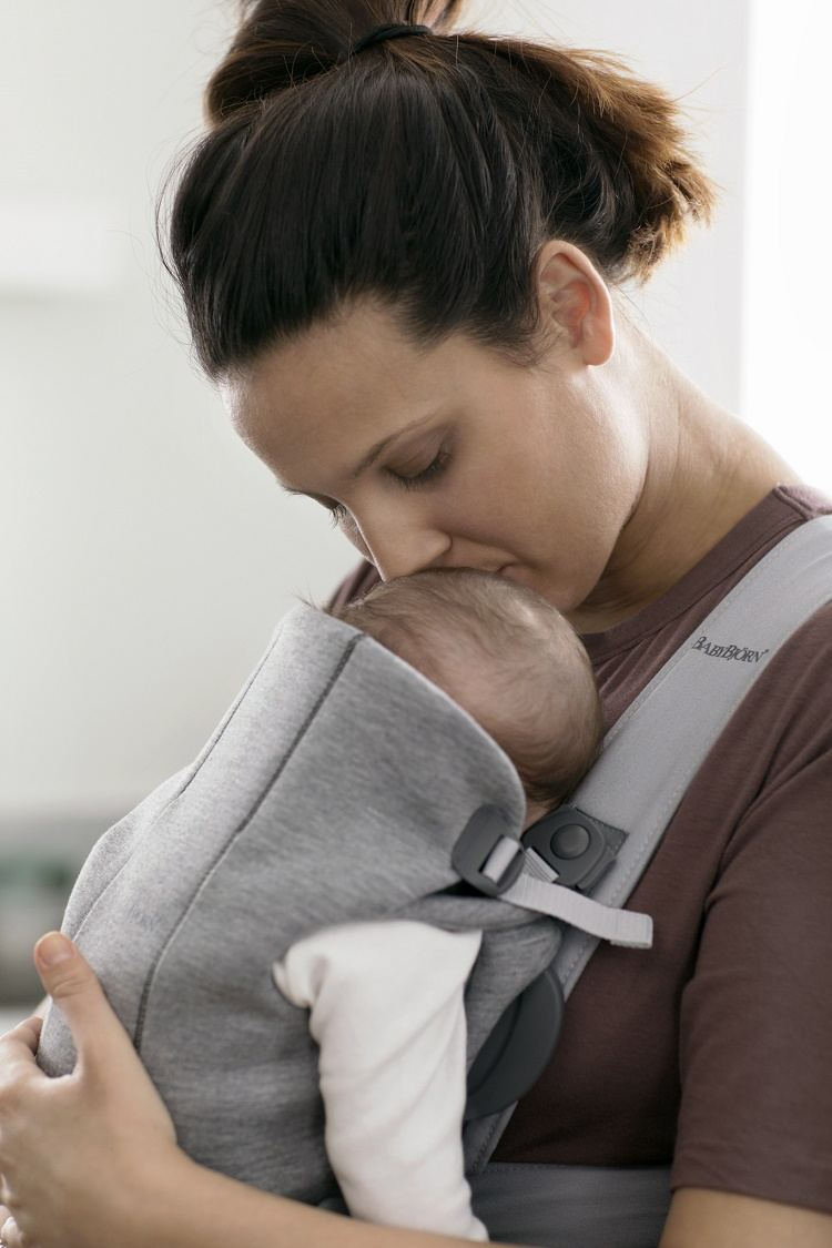12edfdbe2 Are you looking for the best Newborn Baby Carrier? In this BabyBjorn Baby  Carrier Mini ...