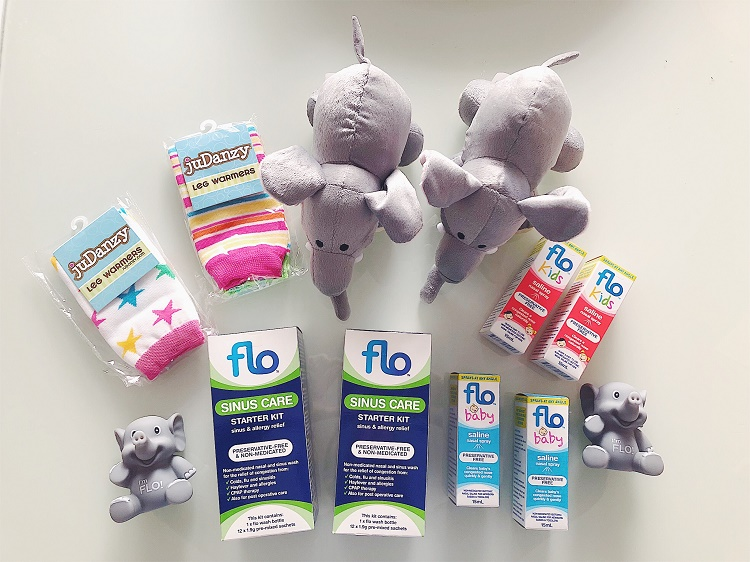 Flo Winter Goody Bag Giveaway - Love from Mim