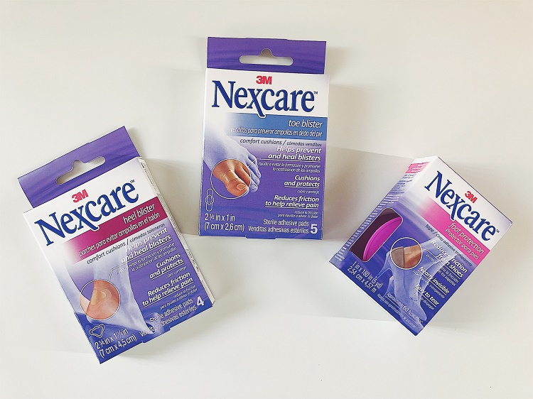 Nexcare Heel Blister Plasters - Love from Mim