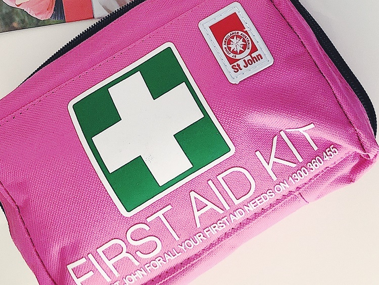 Family First Aid Kit - Love from Mim