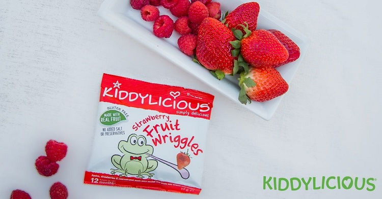 Kiddylicious Fruit Wiggles - Love from Mim