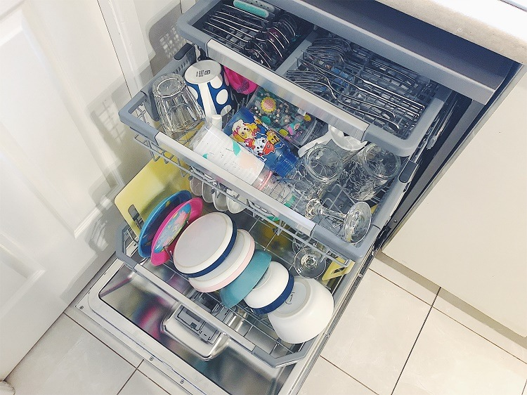 LG QuadWash Dishwasher Review - Love from Mim