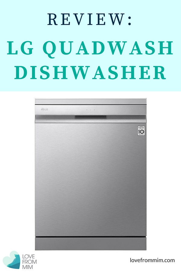 Are LG dishwashers the most reliable? In this LG QuadWash Dishwasher review, I share a detailed review of this stainless steel dishwasher and if it's the best dishwashers for you. #lg #lgdishwasher #bestdishwasher #bestdishwashers #stainlesssteeldishwasher