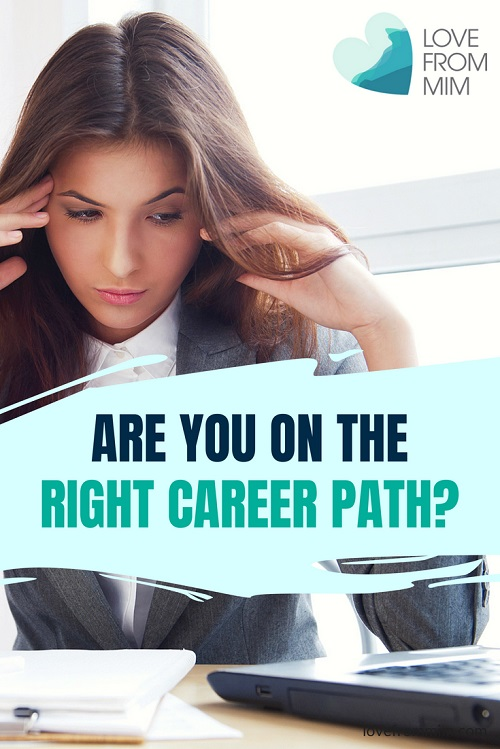 Are you on the Right Career Path and asking yourself what career suits me or what job suits me? Here are some practical tips on how to change your career, change your job, get a promotion or get help at work. Ask yourself: what career should I do? Love from Mim #workingfromhome #careers #rightcareer #jobadvice #jobsatisfaction #work #career