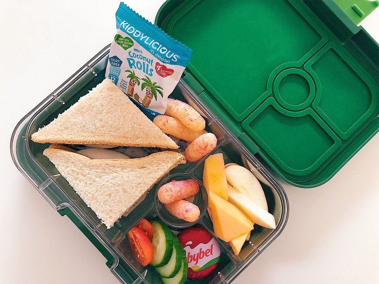 Toddler Lunch Box Idea - Love from Mim