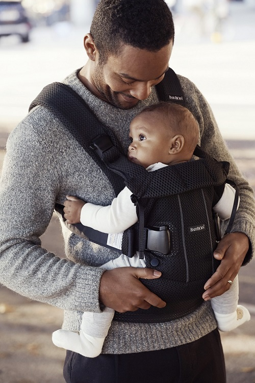 The Best Baby Carrier For Dad
