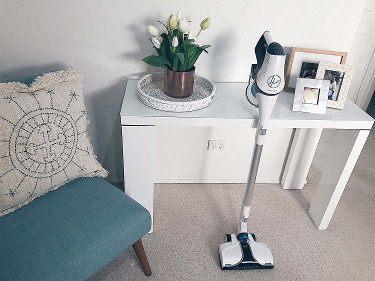 Hoover React Whole Home Cordless Advantage Vacuum Review