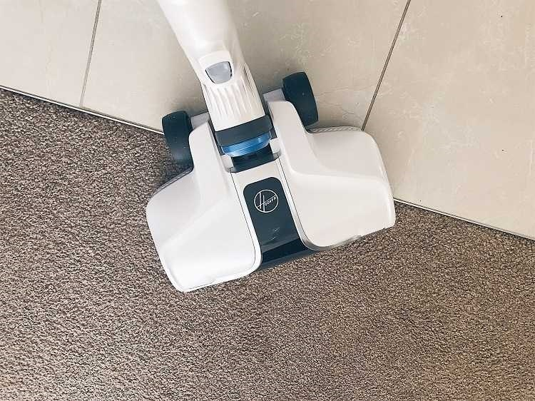 Hoover React Review: Hoover Whole Home Cordless Advantage