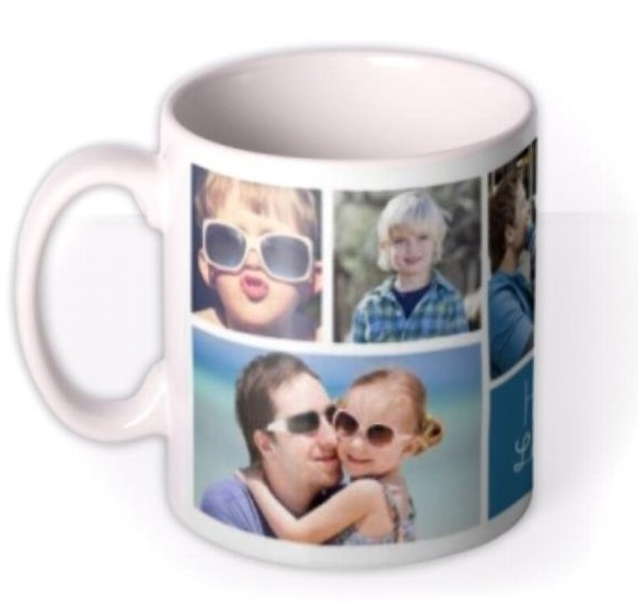 Moonpig Personalised Father's Day Mug