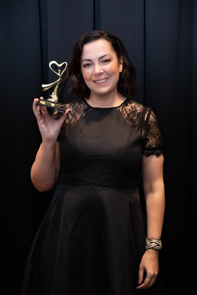 AusMumpreneur Awards Mim Jenkinson - Love from Mim