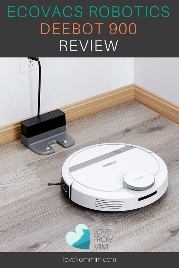If you're looking for the best robot floor cleaner, check out my Ecovacs Robotics DEEBOT 900 review! I put this robotic vacuum cleaner to the test. #ecovacs #ecovacsrobotics #deebot #deebot900 #robotfloorcleaner #robotvacuum #vacuum #bestvacuum #cleaning