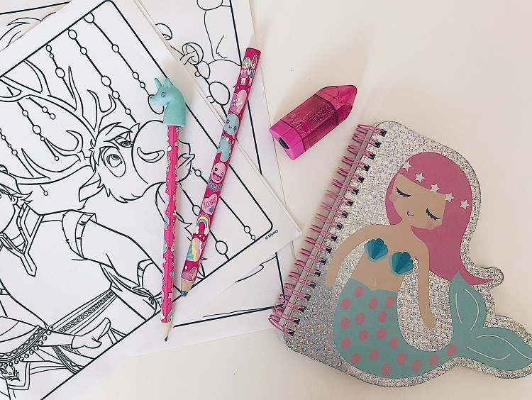 Colouring Book - Love from Mim