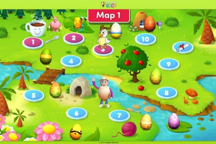 ABC Reading Eggs Review and Demo - Love from Mim