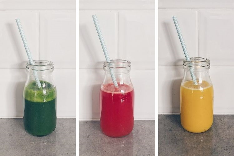 Fruit juices - Love from Mim