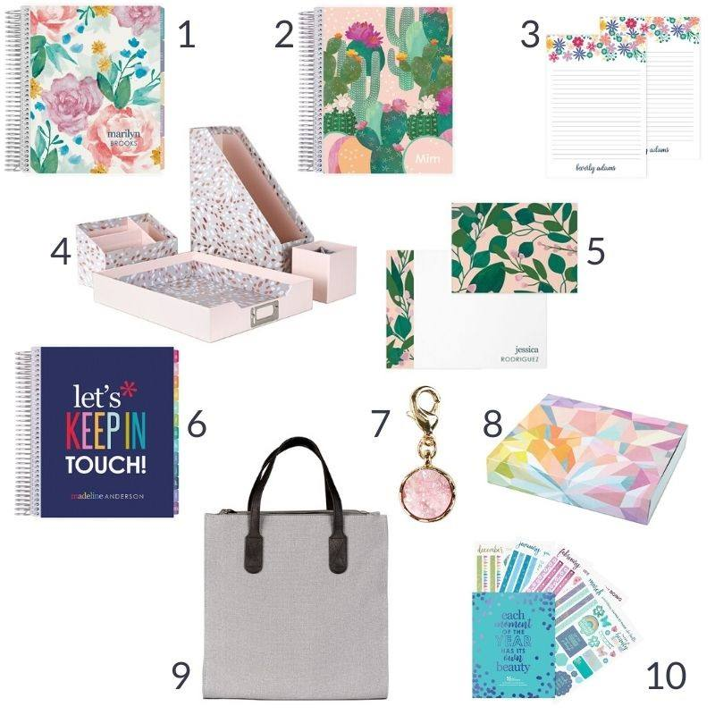 Erin Condren Gifts for Planners - Love from Mim