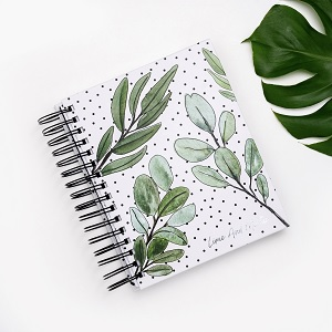 Lime Weekly Planner by Lime and Mortar